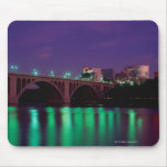 Key Bridge crossing the Potomac River Mouse Mat