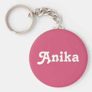 Key Chain Anika