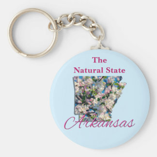 Key Chain - Basic - ARKANSAS