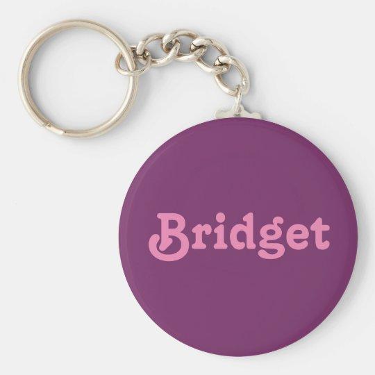 Key Chain Bridget