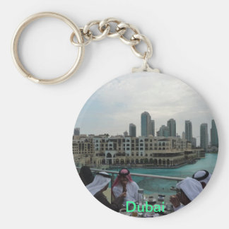 KEY CHAIN - Coffee time in Dubai