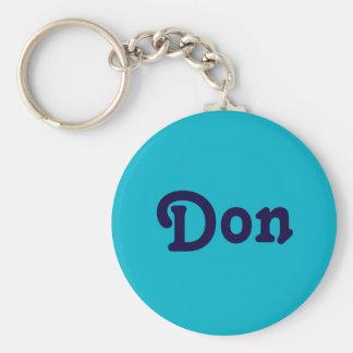 Key Chain Don