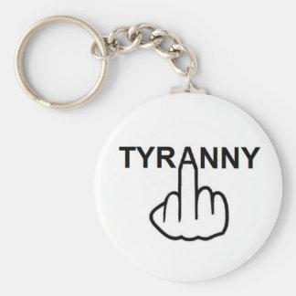 Key Chain Evil Tyranny