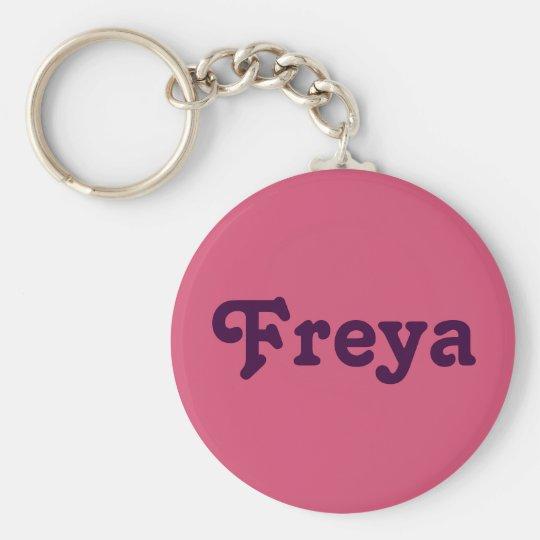 Key Chain Freya