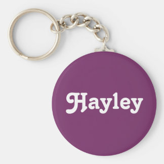 Key Chain Hayley