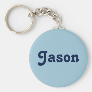 Key Chain Jason