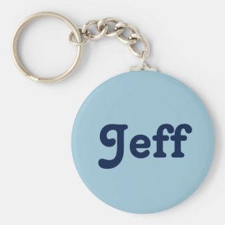 Key Chain Jeff