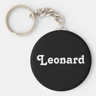 Key Chain Leonard