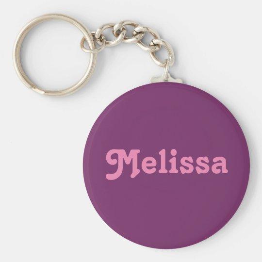 Key Chain Melissa