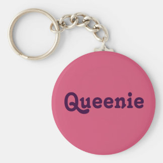 Key Chain Queenie