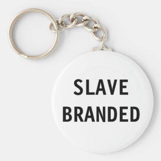 Key Chain Slave Branded