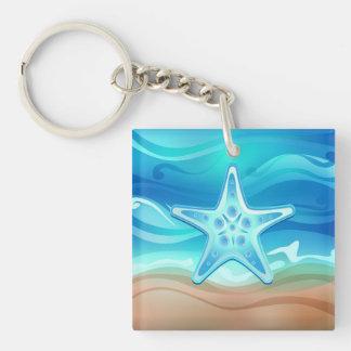 Key Chain Starfish