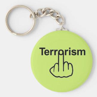 Key Chain Terrorism Flip