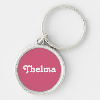Key Chain Thelma