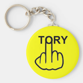 Key Chain Tory Flip