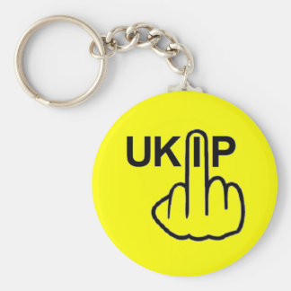 Key Chain UKIP Flip
