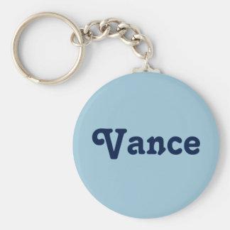 Key Chain Vance