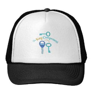 Key Component Cap