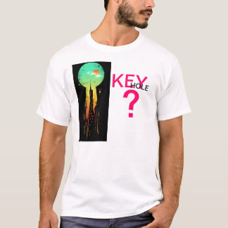 Key hole T-Shirt