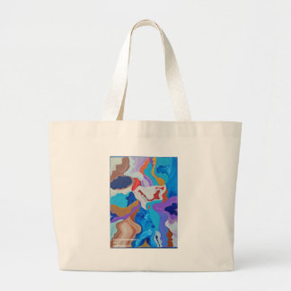 Key Jumbo Tote Bag
