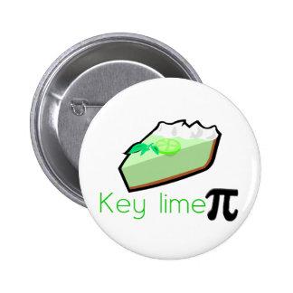 Key Lime Pie 6 Cm Round Badge
