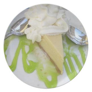 Key Lime Pie Dinner Plates