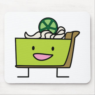 Key Lime Pie Mouse Pad