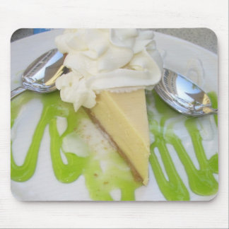 Key Lime Pie Mouse Pad