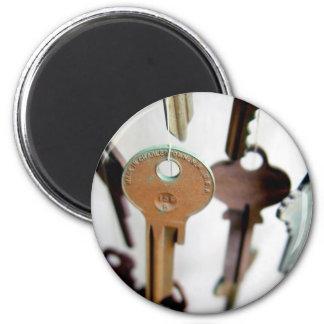Key Mobile Refrigerator Magnets