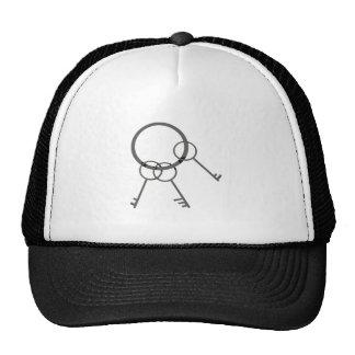 Key Ring Cap