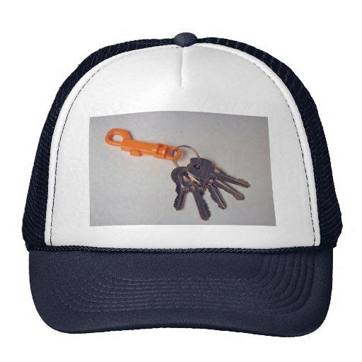 Key ring hat