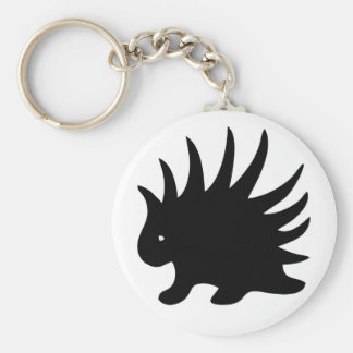 Key ring Liberal porcupine - M2 Keychains