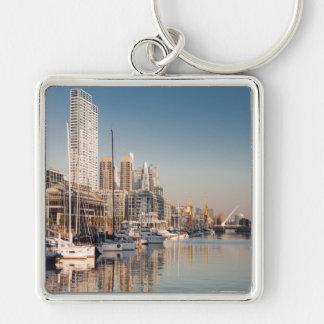 Key-ring Marina and Bateaux #1
