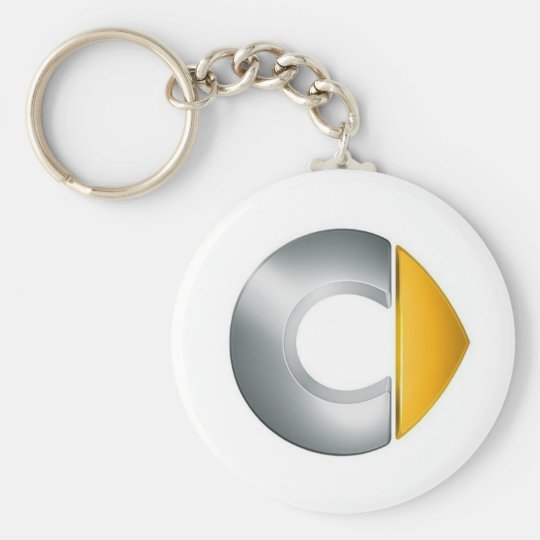 Key ring Smart Logo
