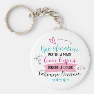 Key-ring teachers key ring
