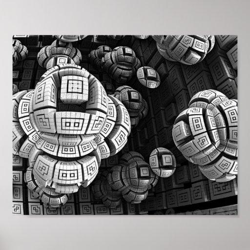 Key Spheres Poster