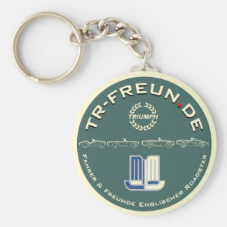 Key supporter of TR-friends Key Ring