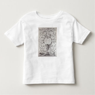 Key to Genealogical Tree Toddler T-Shirt