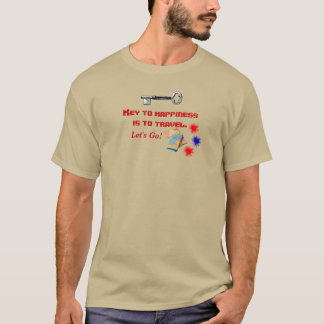 Key to happiness T-Shirt