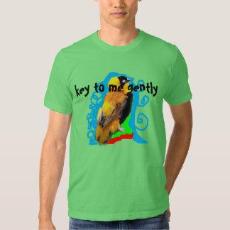 key to me gently tshirt