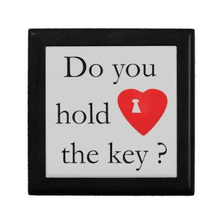 key to my heart box