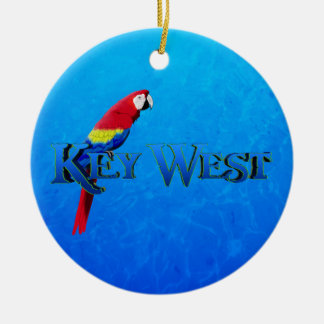 Key West Christmas Ornament