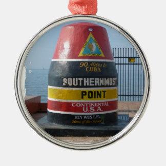 Key West Christmas Ornament