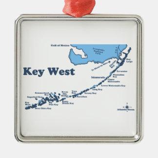 Key West. Christmas Ornament