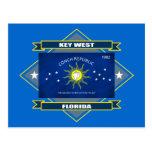 Key West Diamond Postcard