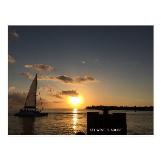 Key West, FL Postcard 1
