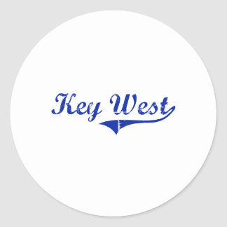 Key West Florida Classic Design Stickers