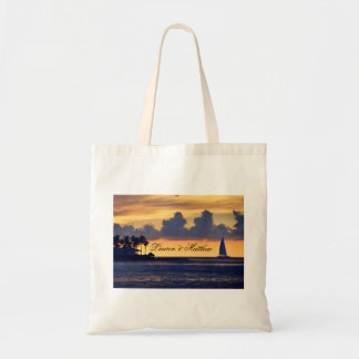 Key West Florida get away from it all Tote Bags