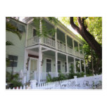 Key West Florida Home Postcard