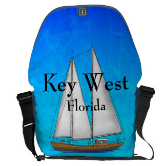Key West Florida Courier Bags